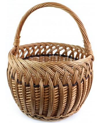 Prútený košík Bardejovčan