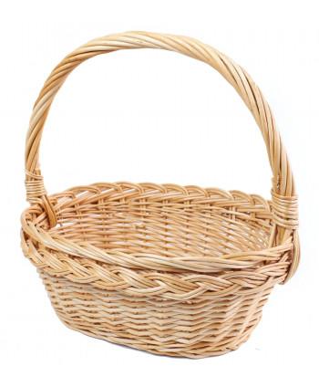 Prutený košík Conny