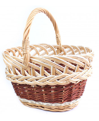 Veľkonočný prútený košík Pascha