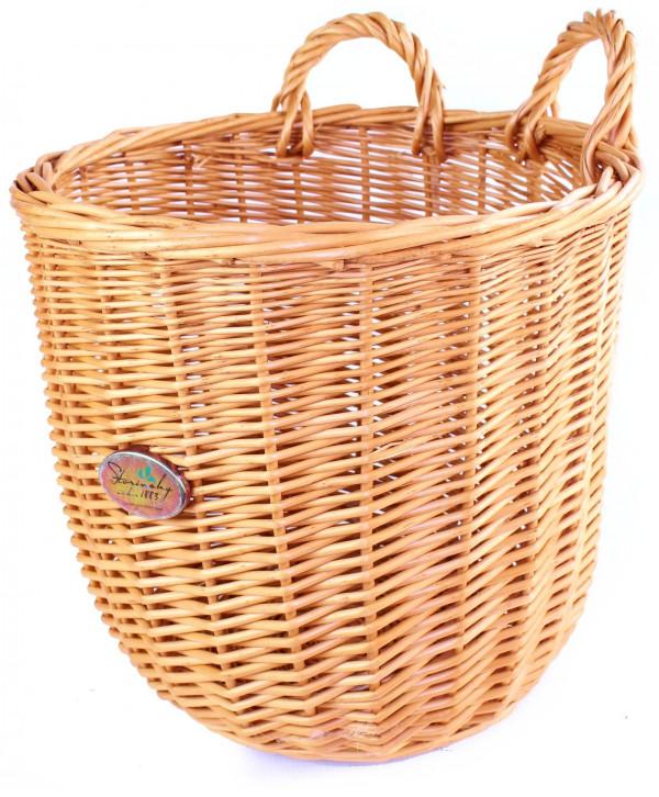 Prútený košík Jahôdka