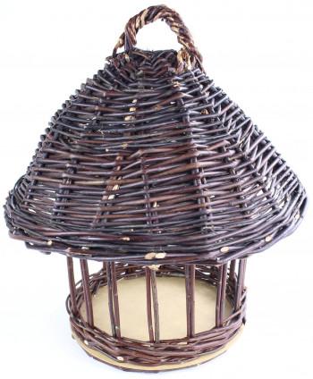 Krmítko pre vtáčiky Prútik