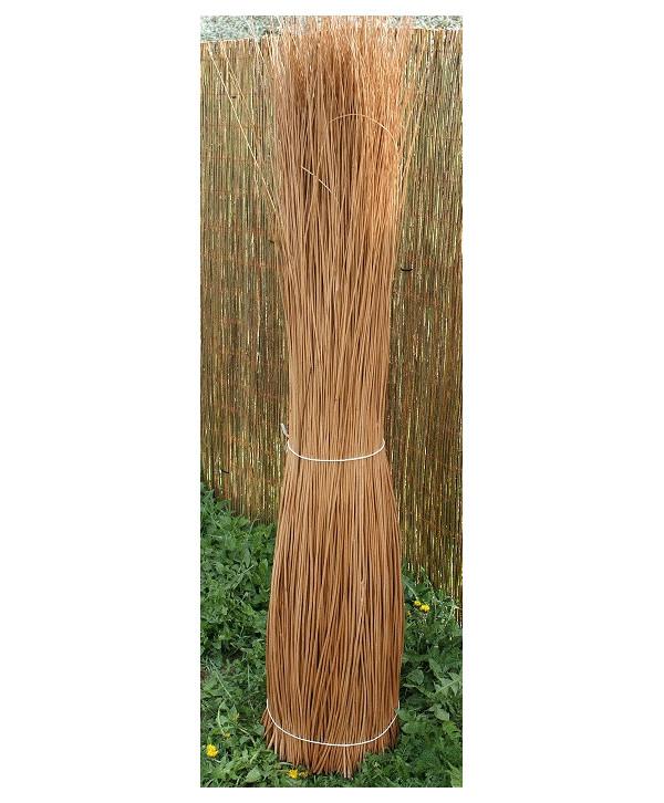 Vrbové košikárske prútie šúpané medové 80 cm /kg