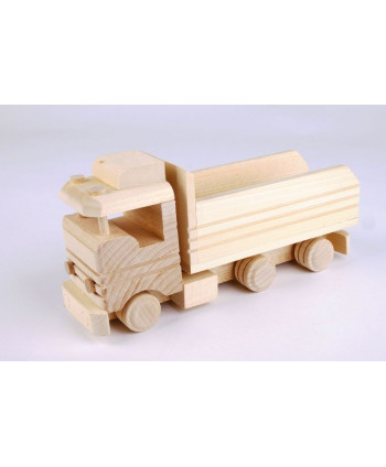 Drevená hračka - kamión