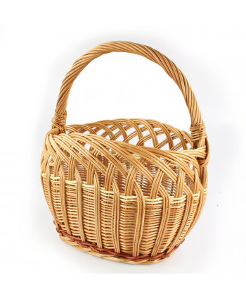 Prútený košík Zurko