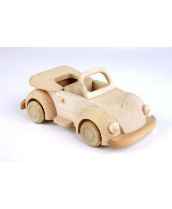 Drevené autíčko Lux