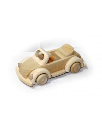 Drevené autíčko Car