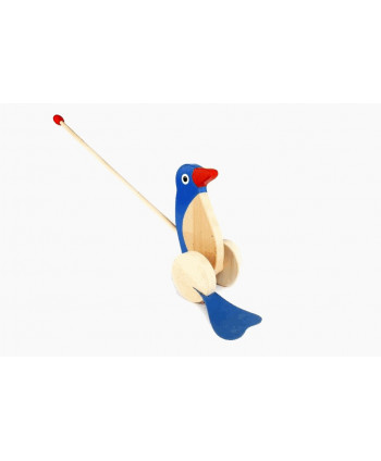 Tučniačik na paličke
