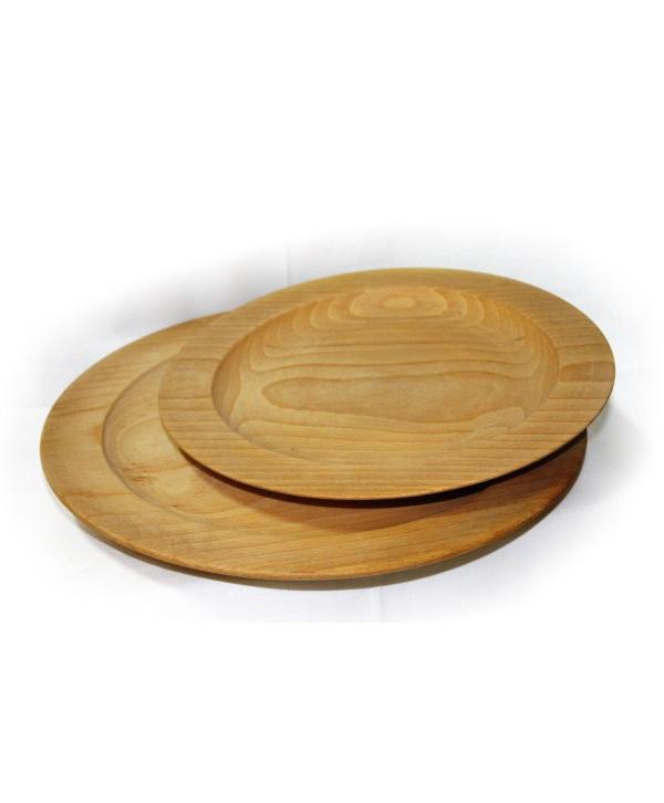 Drevený tanier