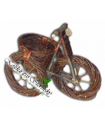Kvetináčový bicykel