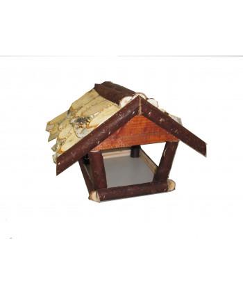Búdka pre vtáčiky Brezka
