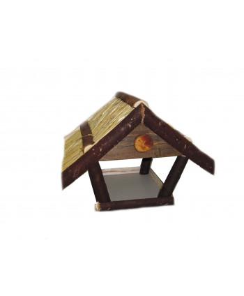 Búdka pre vtáčiky Slamienka