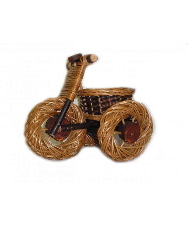 Prútený bicykel MINI
