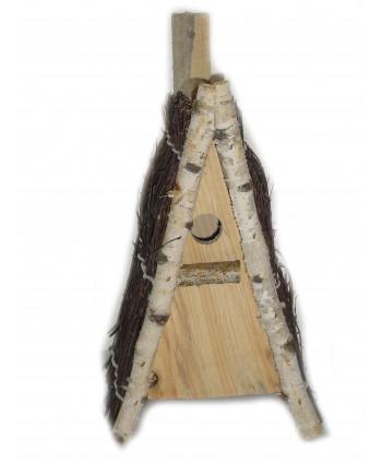 Drevená búdka Brezka