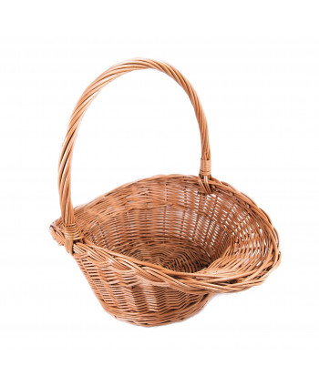 Prútený darčekový košík Bibbi