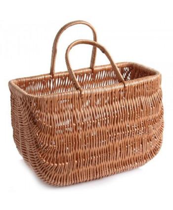 Prútená nákupná taška