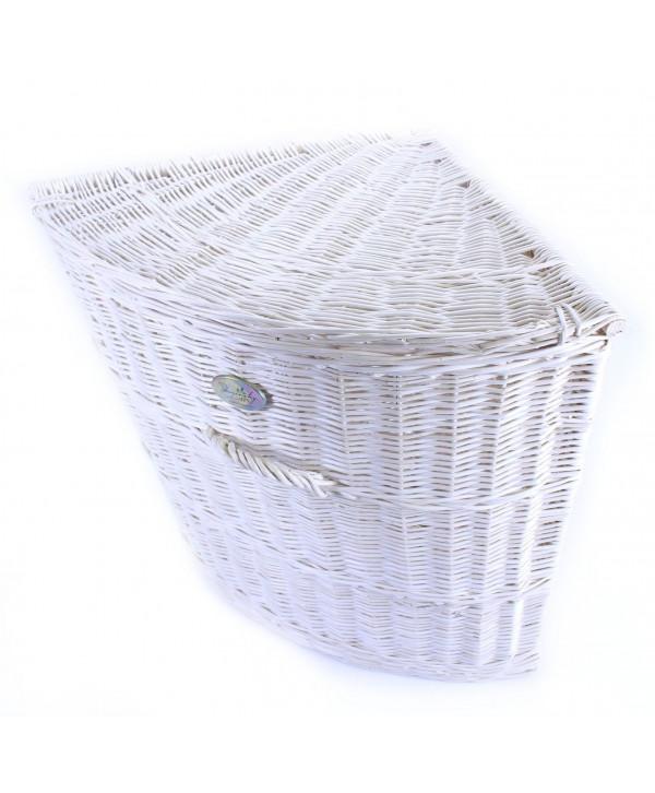 Prútený prádlový kôš Lizzy White