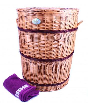 Prádlový kôš Ziddy